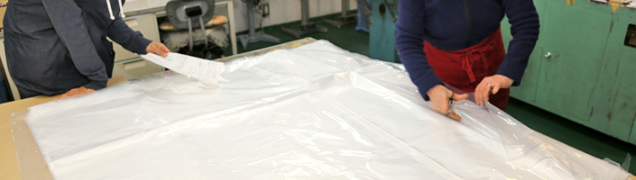 特殊形状製袋加工